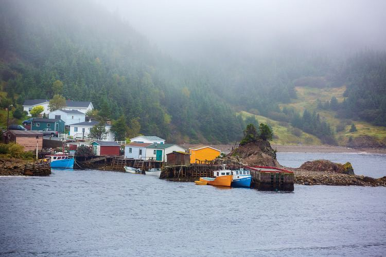 Burin Peninsula Community of Parker39s Cove Burin Peninsula wwwnewfoundla Flickr