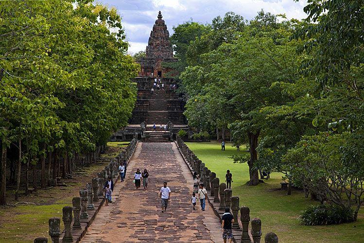 Buriram in Thailand