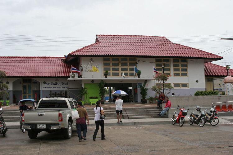 Buriram Railway Station