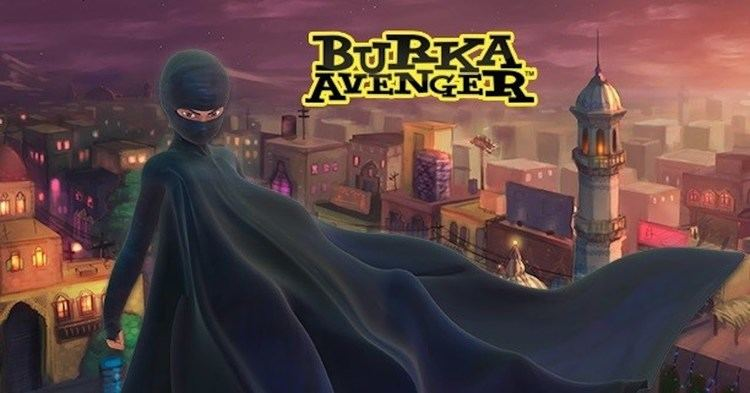 Burka Avenger Who Is The Burka Avenger YouTube
