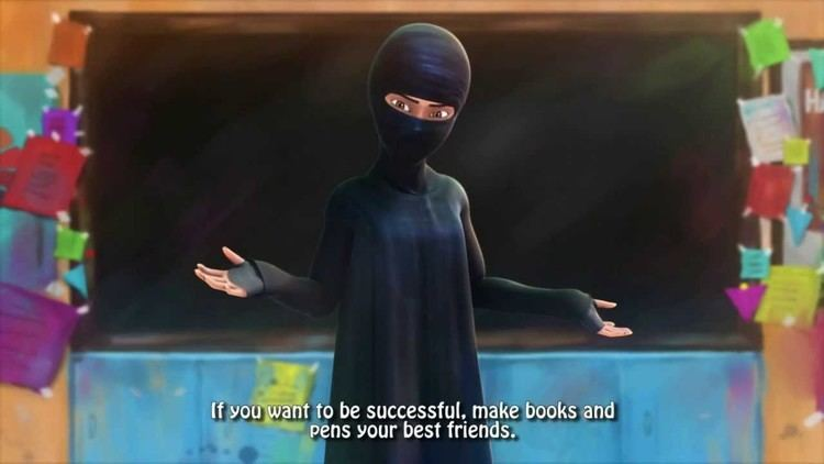 Burka Avenger Burka Avenger Episode 01 Girls39 School is Shut w English