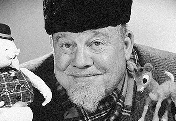Burl Ives Burl Ives RankinBass Rudolph The RedNosed Reindeer
