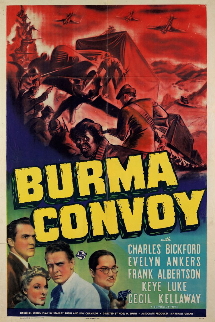 Burma Convoy wwwgstaticcomtvthumbmovieposters90982p90982