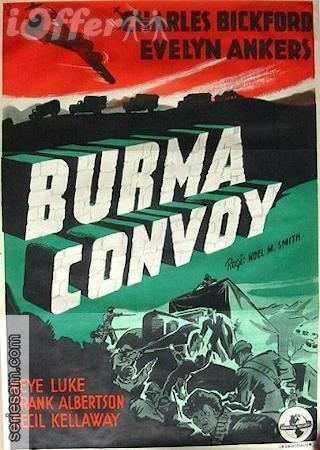 Burma Convoy BURMA CONVOY1941DVD for sale