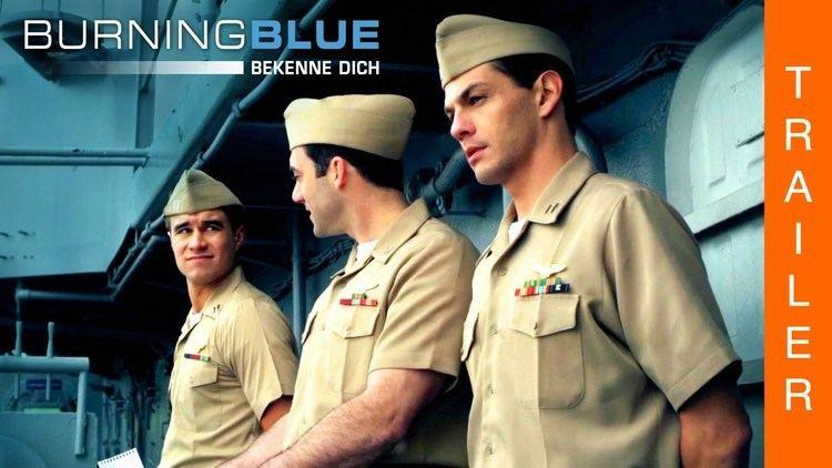 Burning Blue BURNING BLUE Offizieller Trailer HD YouTube