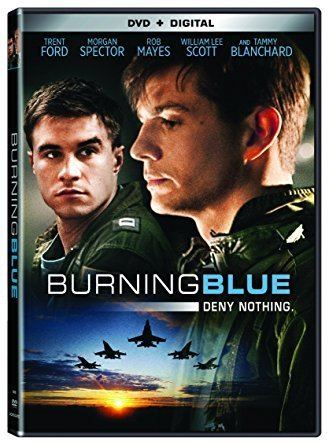 Burning Blue Amazoncom Burning Blue William Scott Morgan Spector Robert A