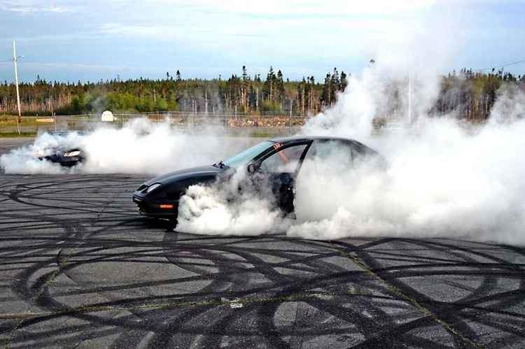 Burning Rubber Burning Rubber Documentary Film STEVEN LAURIE