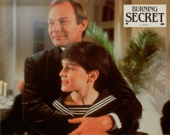Burning Secret Burning Secret 1988 TheSkyKidCom