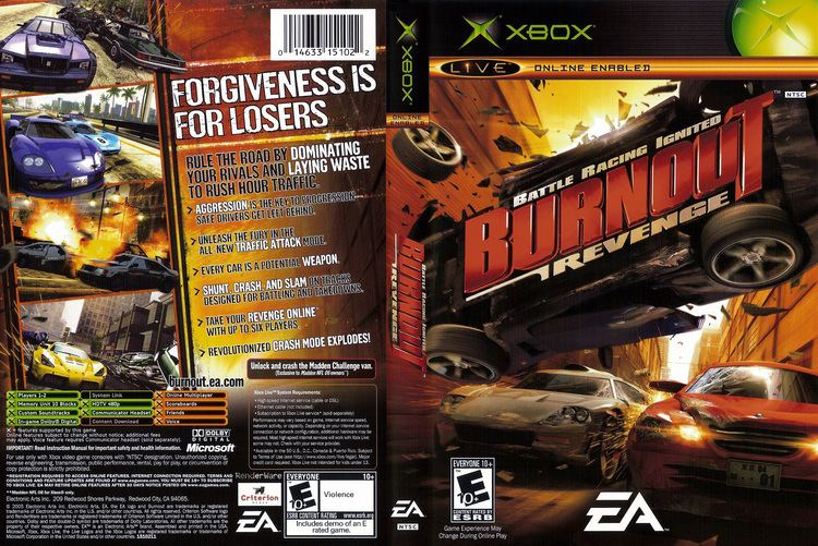 Burnout Revenge - Alchetron, The Free Social Encyclopedia