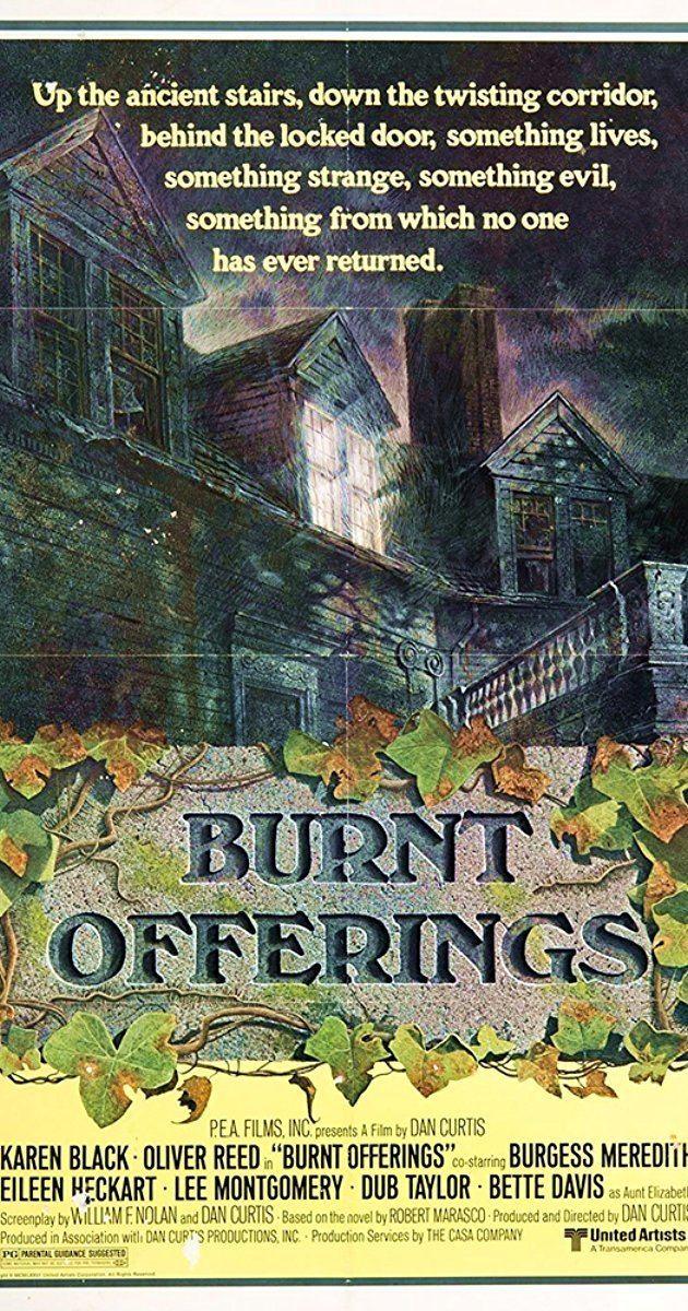 Burnt Offerings (film) Burnt Offerings 1976 IMDb