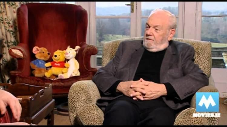 Burny Mattinson Winnie The Pooh original animator Burny Mattinson talks