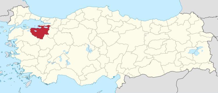 Bursa (electoral district)