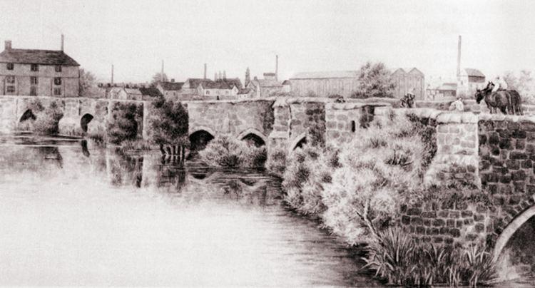 Burton upon Trent in the past, History of Burton upon Trent