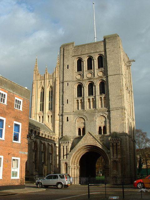 Bury St Edmunds Abbey