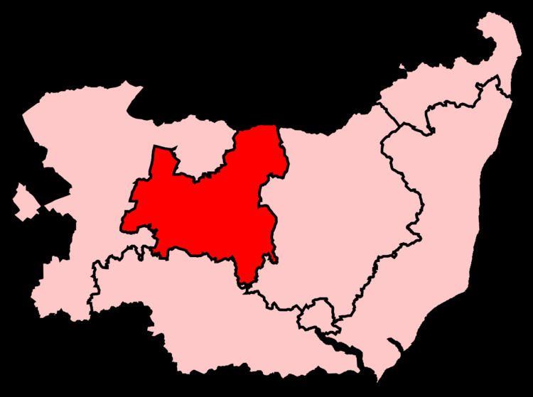Bury St Edmunds (UK Parliament constituency)
