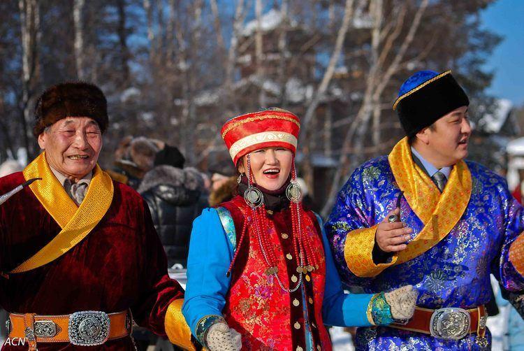 Buryats Melody of the Western Buryats Transform Siberia