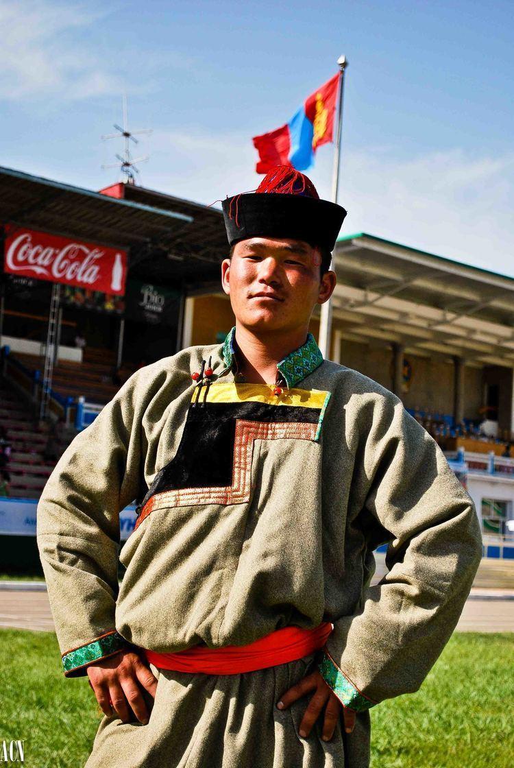 Buryats Buryats Tigers on Tea Road
