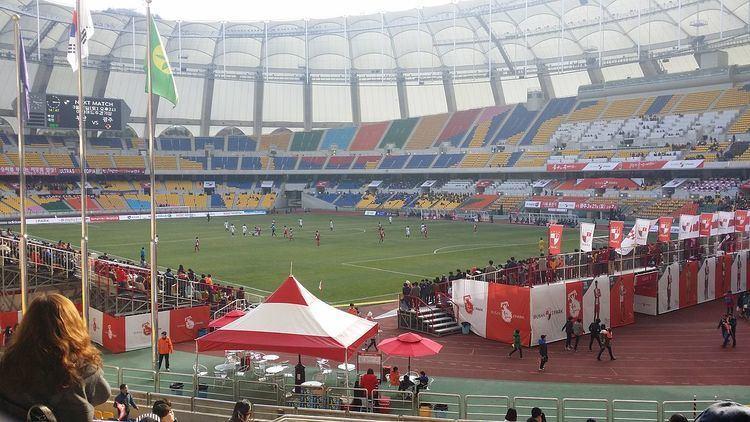 Busan Asiad Main Stadium