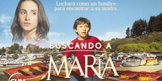 Buscando a María Buscando a Mara la postergada teleserie de Chilevisin ya tiene