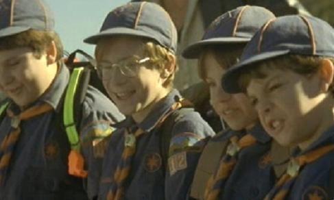 Bushwhacked (film) Information Overload 43 Bushwhacked 1995
