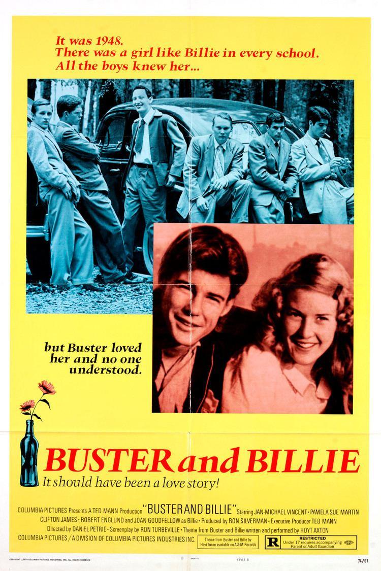 Buster and Billie wwwgstaticcomtvthumbmovieposters38060p38060