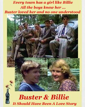 Buster and Billie Buster and Billie 1974 DVD Movie Jan Michael Vincent Joan Goodfellow