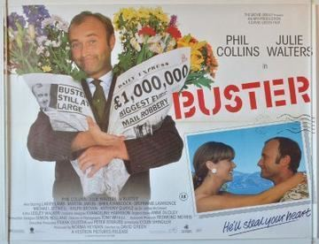 Buster (film) Buster film Wikipedia