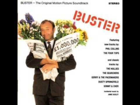 Buster (film) The Robbery Anne Dudley incidental music from Buster film