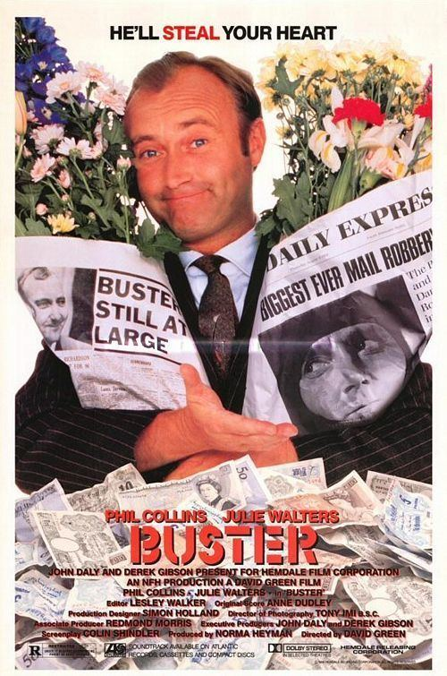 Buster (film) Buster Movie Poster IMP Awards