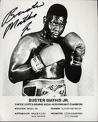 Buster Mathis Jr. BoxRec Buster Mathis Jr