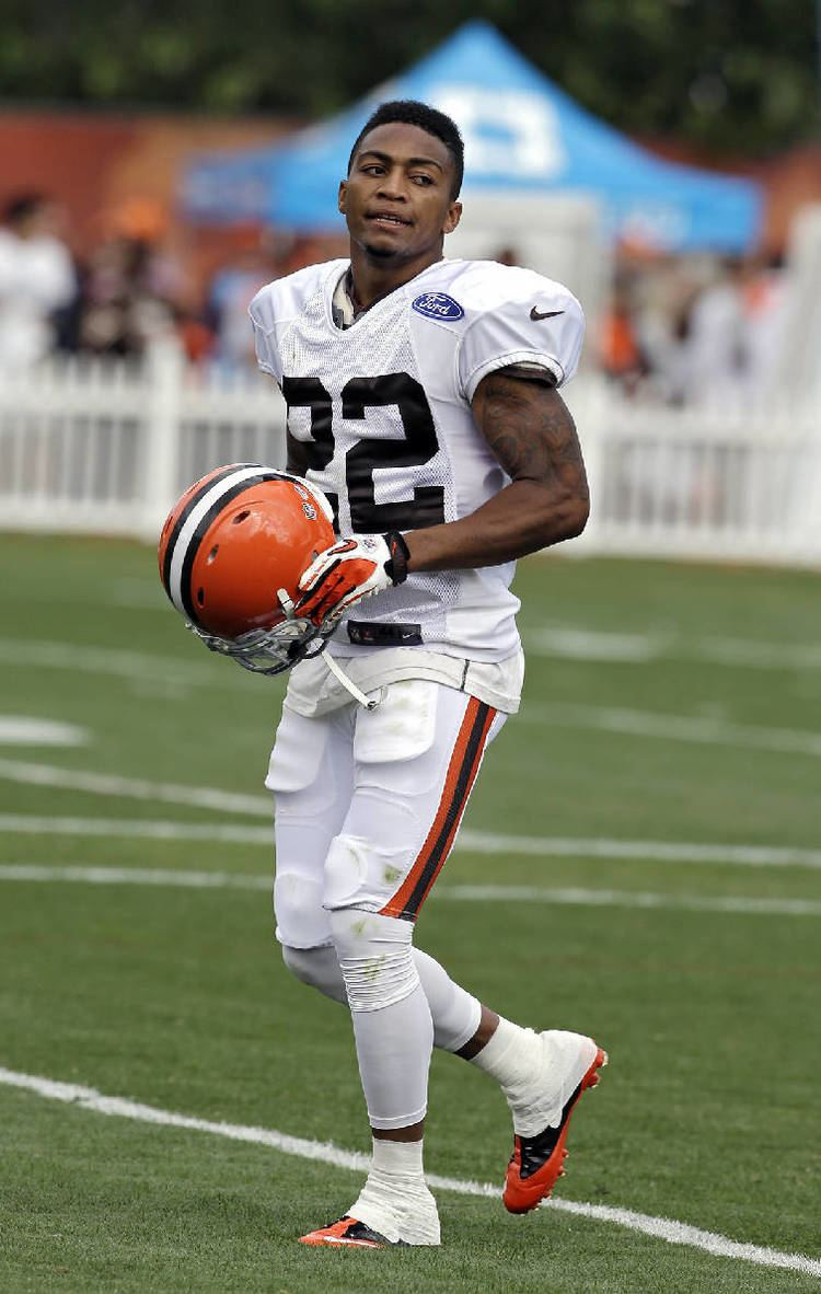 Buster Skrine ExMoc Skrine liking new team and contract Times Free Press