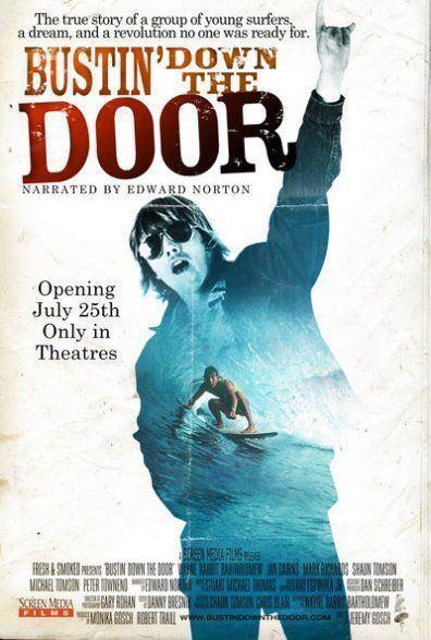 Bustin' Down the Door Bustin Down the Door Movie Poster 1 of 4 IMP Awards