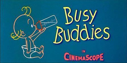Busy Buddies movie poster