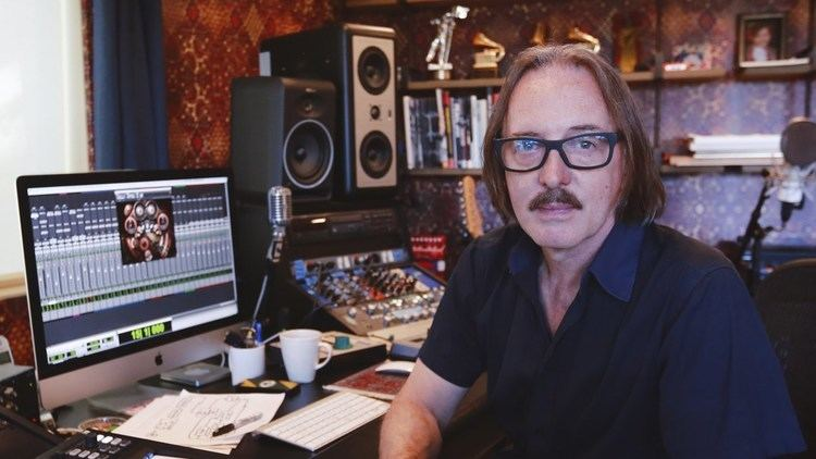 Butch Vig The Making of the Butch Vig Vocals Plugin YouTube