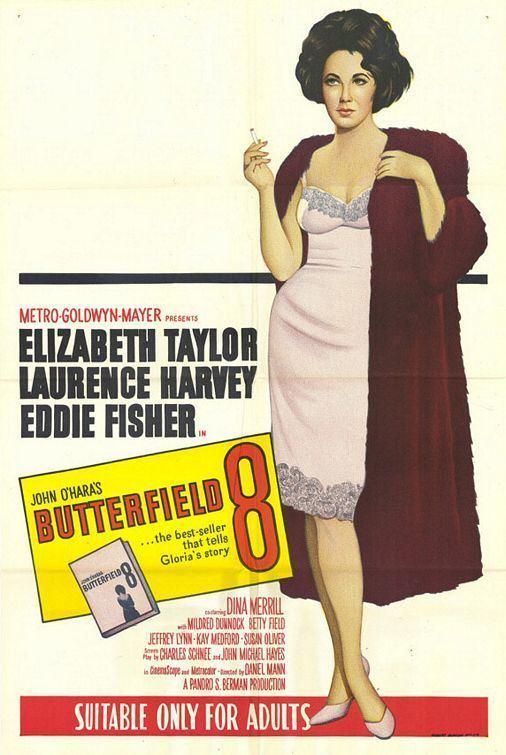 BUtterfield 8 BUtterfield 8 1960