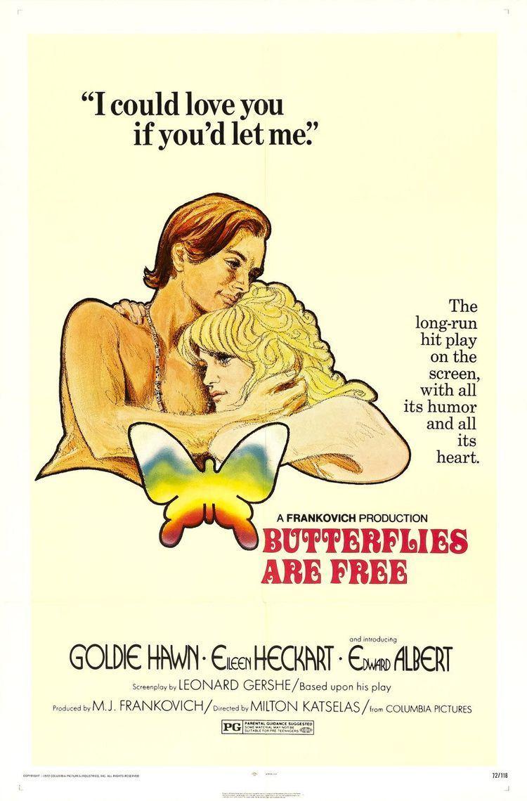Butterflies Are Free Butterflies Are Free Movie Poster IMP Awards