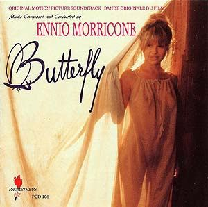 Butterfly (1982 film) Sleazy Listening Ennio Morricone Butterfly 1982
