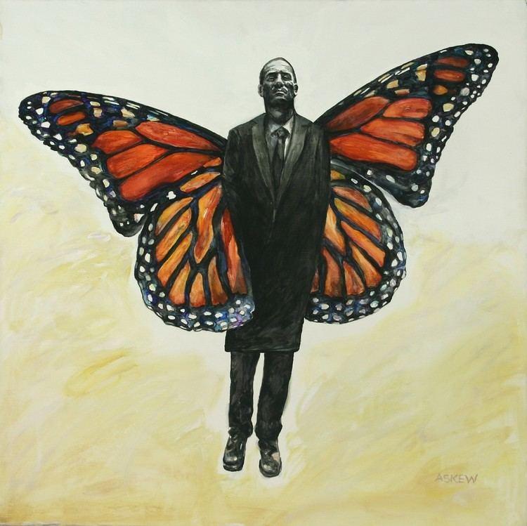 Butterfly Man Trudy Askew Butterfly Man