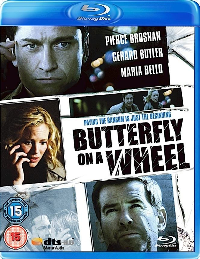 Butterfly on a Wheel Butterfly on a Wheel Bluray The Butterfly Desperate Hours