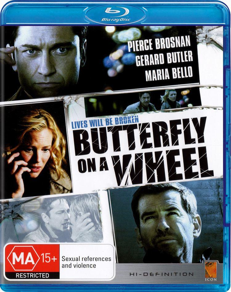 Butterfly on a Wheel Butterfly on a Wheel Bluray Australia