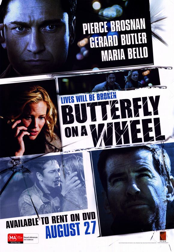 Butterfly on a Wheel Butterfly on a Wheel Movie Posters From Movie Poster Shop