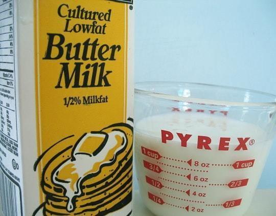 Buttermilk Food Science What is Buttermilk Kitchn