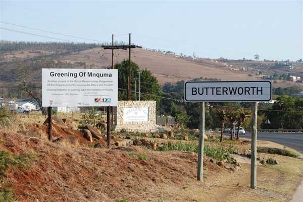 Butterworth, Eastern Cape Butterworth Eastern Cape