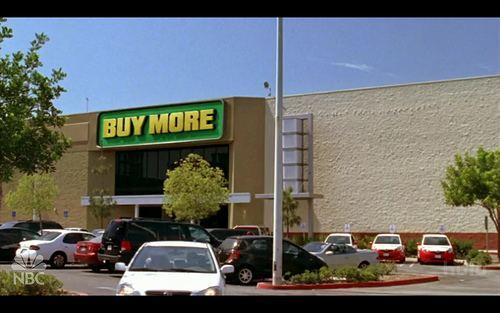 Buy More Buy More Chuck Gladys Santiago Flickr