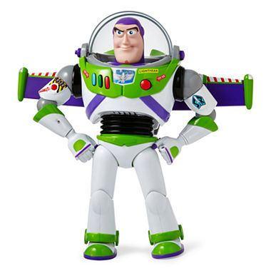 Buzz Lightyear Disney Buzz Lightyear Talking Action Figure