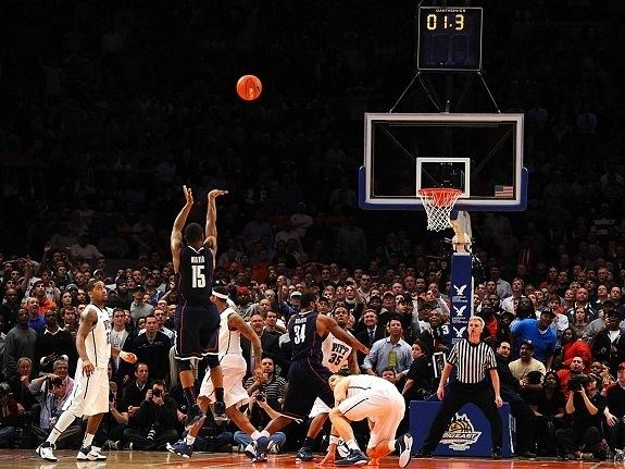 Buzzer beater Top 10 BuzzerBeaters in NCAA Tournament RealClearSports