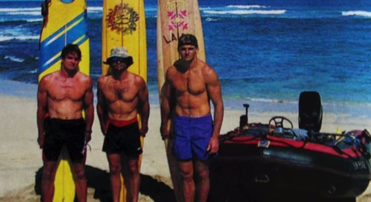 Buzzy Kerbox VIDEO Buzzy Kerbox Laird come back to SUP racing The