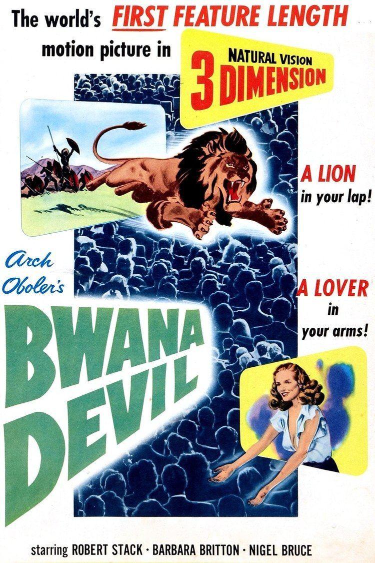 Bwana Devil wwwgstaticcomtvthumbmovieposters701p701pv
