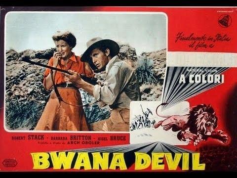 Bwana Devil Tsavo ManEaters Bwana Devil Pt 2 of 5 YouTube