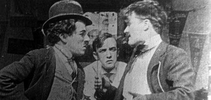 By the Sea (1915 film) BFI Features Charlie Chaplin Chaplin resources